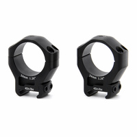 Arken Halo Scope Rings - 34mm