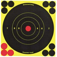 "Shoot-N-C 17.25"" Bull's-eye Target - 5 pack"