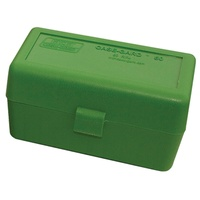 MTM Rifle Ammo Box - RL - 50 Round