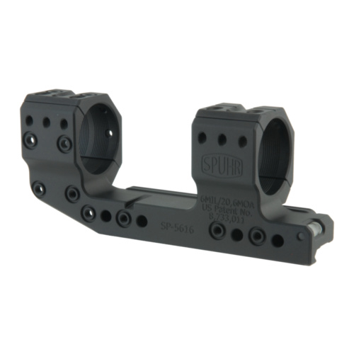 Spuhr ISMS Scope Mount 35mm - 38mm | 6Mil/20.6MOA